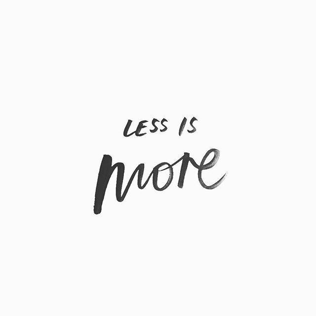 Short Simple Life Quotes Tumblr: Gestion Du Temps Et Des Priorités : Less Is More